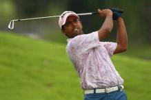 Lahiri moves to tied second in Thailand Championships