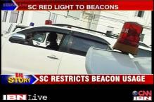 SC puts an end to red beacon culture, loss of authority for many