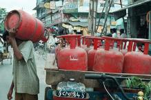 LPG price hiked by Rs 3.46 per cylinder