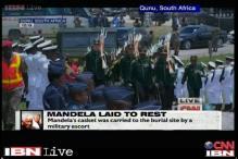 Watch: Final journey of Nelson Mandela
