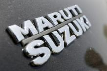 Maruti sales down 10.7 per cent in November
