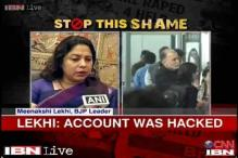 NCW accepts Lekhi's claims of not revealing woman journalist's name