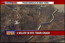 US: Four killed in New York metro train crash