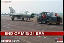 MiG-21 FL phaseout a sad day for IAF fighter pilots