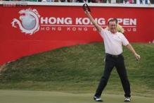 Miguel Angel Jimenez wins 4th Hong Kong Open title