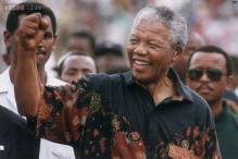 Mandela's death comes a week after release of film on him