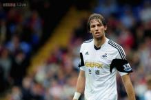 Swansea to be without forward Michu for six weeks