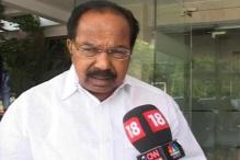 Rahul Gandhi is Congress's PM candidate, says Veerappa Moily