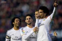 Real Madrid recover for 2-2 draw at Osasuna