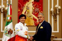 Sergio Perez joins Force India to partner Nico Hulkenberg in 2014