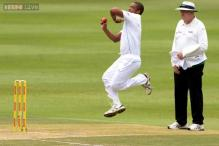 Vernon Philander fastest South African to take 100 Test wickets