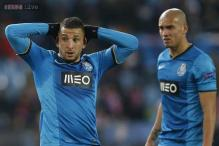 Porto out of Champions League after defeat at Atletico Madrid