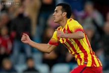 Pedro nets three as Barcelona rally for 5-2 win at Getafe