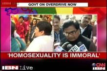 Homosexuality is unethical and immoral: Samajwadi Party