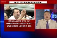Police serve liquor to Sanjay Dutt inside Yerwada jail, alleges BJP