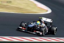 Sauber retain Gutierrez for 2014 F1 season