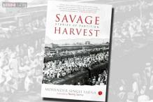 Some stories in Savage Harvest are deeply disturbing