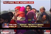 Muzaffarnagar relief camps: UP govt fails, NGOs, people come forward