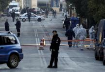 Shots fired at residence of German ambassador in Athens