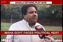 Mumbai: Rajeev Shukla courts controversy over plots, offers to return them