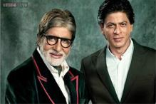 Tired of being beaten at all games by kids: SRK tells Big B