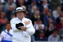 Steve Davis 11th umpire to officiate in 50 Tests