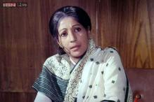 Veteran actress Suchitra Sen is stable