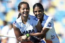 Yearender 2013: Women outshine men in Indian hockey