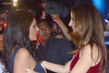 Sussanne Roshan parties with Bollywood stars post separation; Hrithik stays away