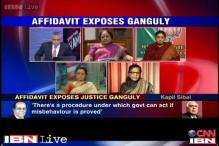 Should Justice Ganguly be criminally prosecuted for sexual harassment?