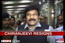 Telangana: Bandh enters second day today; Chiranjeevi resigns