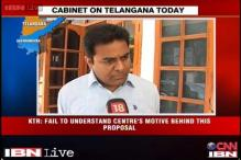 Telangana back to haunt Congress, Cabinet discusses the matter