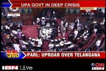 Crisis for UPA as Seemandhra MPs move no confidence motion