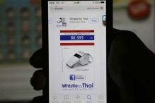 Thailand: Protest app 'Nok Weed' brings hi-tech flair to rallies