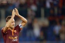 Totti's return makes us even stronger, says Roma coach