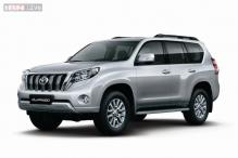 Toyota launches new Land Cruiser Prado in India for Rs 84.9 lakh