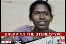 Swapna, the first transgender to take a civil services examination