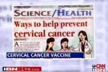 Vaccination key to combat cervical cancer: Researchers