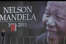 World leaders pay homage to Nelson Mandela -'giant of history'