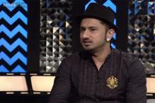 'What's so wrong about Blue Eyes if Jawani Jaaneman is a classic?' Yo Yo Honey Singh