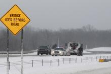 3 killed, 20 injured in multiple vehicle crash on icy Indiana highway