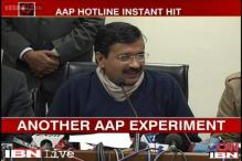 AAP claims Delhi anti-graft helpline a big hit, experts not satisfied