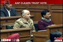 AAP clears round one with ease