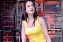 Ameesha Patel gets injured while shooting an action scene