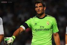 Real Betis sign ex-Madrid goalkeeper Antonio Adan