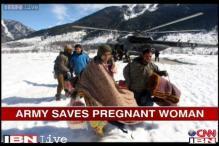 At the LoC, Army helps save pregnant women