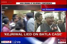 Not afraid of eviction from Cong, says MLA who called a Kejriwal liar
