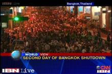 Bangkok: Thousands turned out for day 2 of anti-government protests
