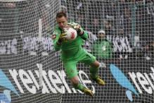 Gladbach hint keeper Ter Stegen on his way to Barcelona