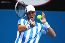 Berdych marches into third round of Australian Open